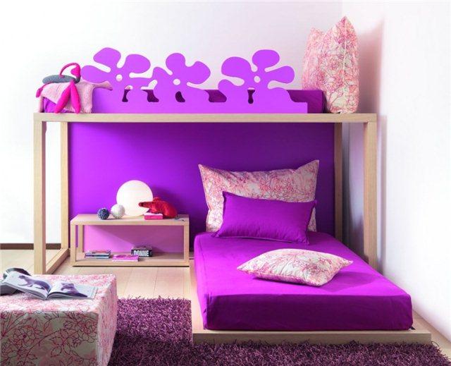 кровать-чердак двухярусная кровать (39) (640x519, 55Kb)