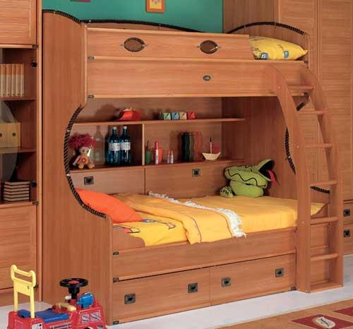 кровать-чердак двухярусная кровать (48) (500x466, 26Kb)