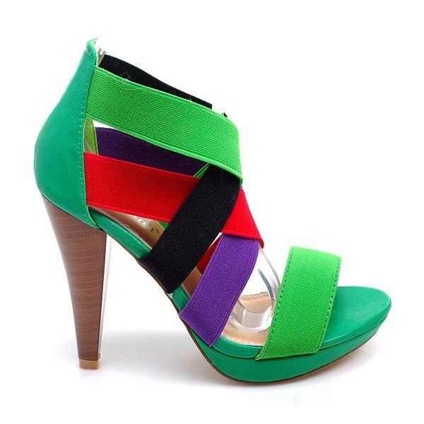 Рубрика модная обувь