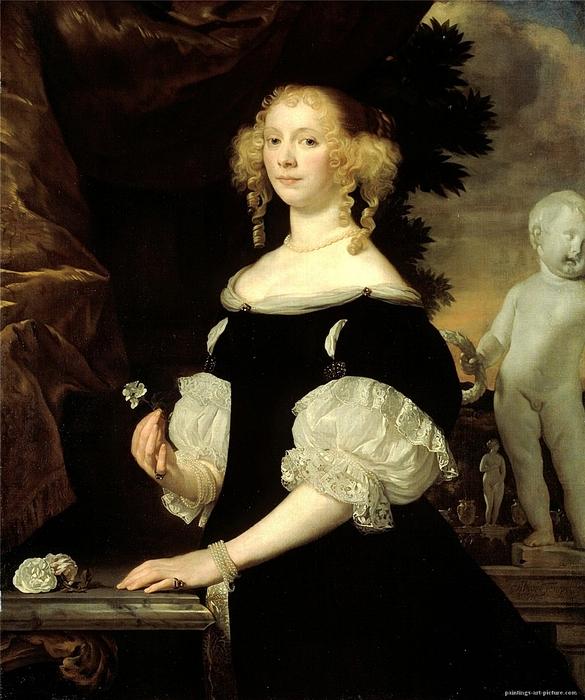 Abraham Lambertsz van den Tempel(1622–1672) (585x700, 307Kb)
