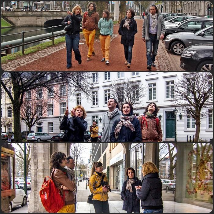 Апрельский экскурс по подворотням Дюссельдорфа. Автор фото: E. Milkinska (с)
