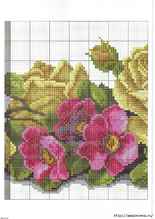 вышивка розы (1) (497x700, 348Kb)