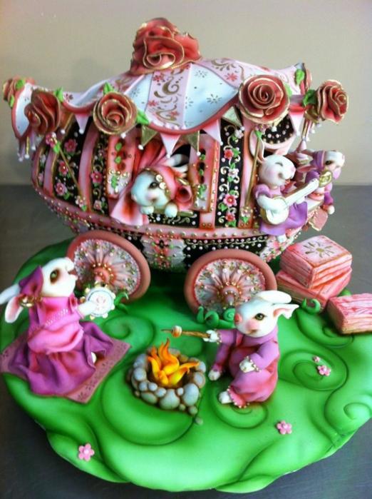 Красивые торты фото самое интересное