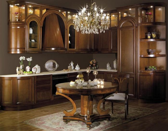 интерьер кухни фото 9 кв