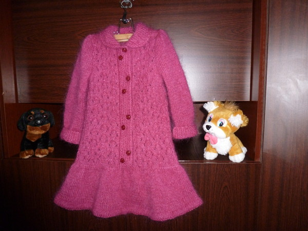 теплое платье для девочки (600x450, 71Kb)
