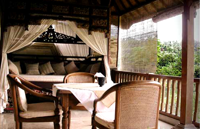 Интерьер веранды на даче фото