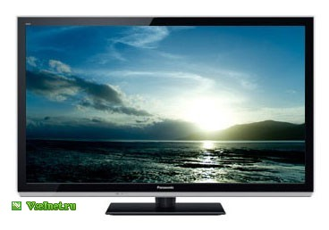 Телевизор плазменный Panasonic 42 (107 см) TX-PR42UT50 (368x258, 20Kb)