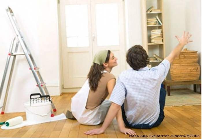 Как избежать хаоса во время ремонта