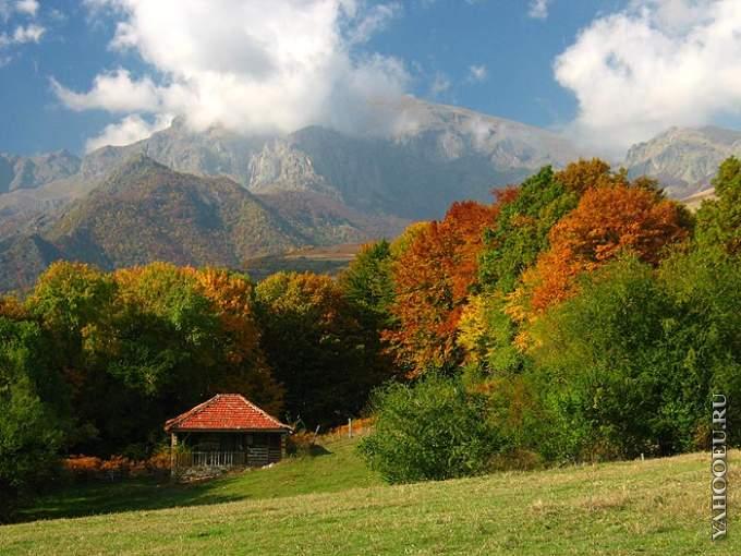 Отдых в горах болгарии