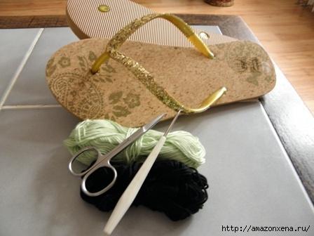 украшаем обвязываем крючком сланцы (1) (448x336, 87Kb)