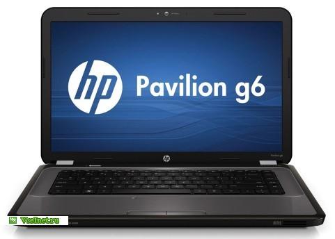 Ноутбук HP Pavilion g6-1315sr (481x344, 31Kb)