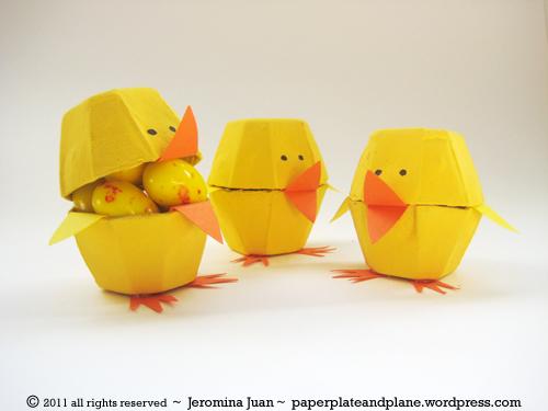цыплята из яичных лотков (1) (500x375, 137Kb)