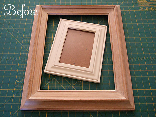 Как сделать самому рамку для картин