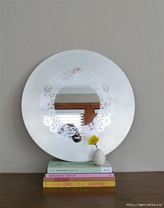 Декорируем зеркало и украшаем интерьер (6) (549x700, 253Kb)