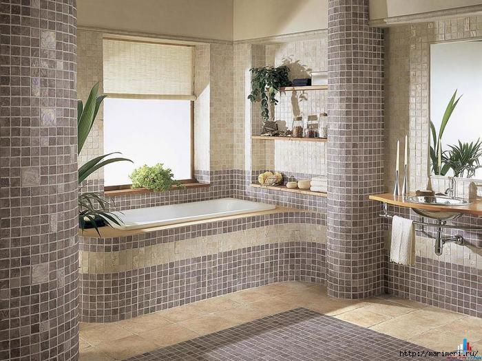 дизайн ванный комнаты фото