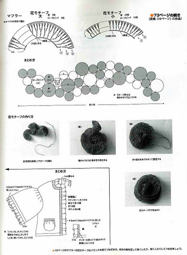 COLAR DE FLORES VERMELHAS.GRAFICO (375x512, 50Kb)
