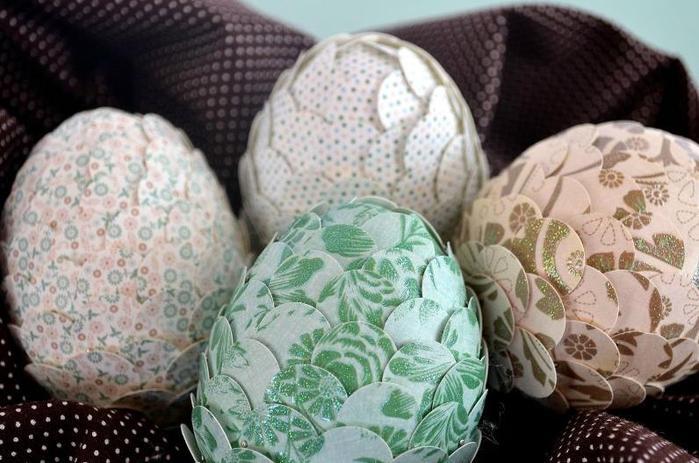 Поделки из яиц своими руками фото