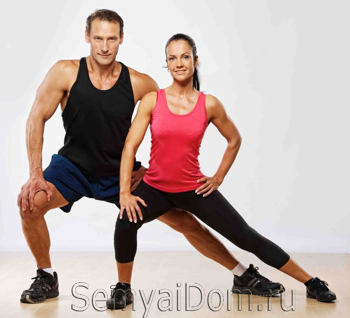 Занятия фитнесом (700x635, 203Kb)