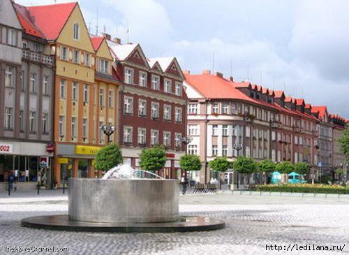 Градец-Кралове, Чехия (500x365, 102Kb)