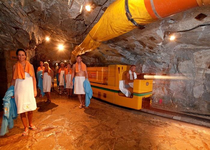пещеры Гаштайн Австрия (700x501, 133Kb)
