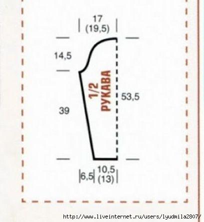 【转载】棒针开衫(65) - 艾黛尔的日志 - 网易博客 - 804632173 - 804632173的博客