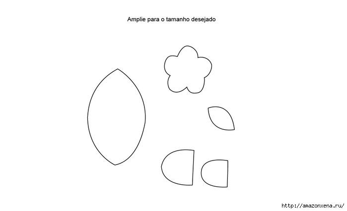 Цветы из ткани. Цветочные топиарии для украшения интерьера (12) (700x426, 29Kb)