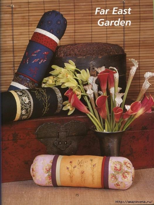 Отличный журнал вышивки Marie Barber - Cross-Stitch Florals (69) (526x700, 316Kb)