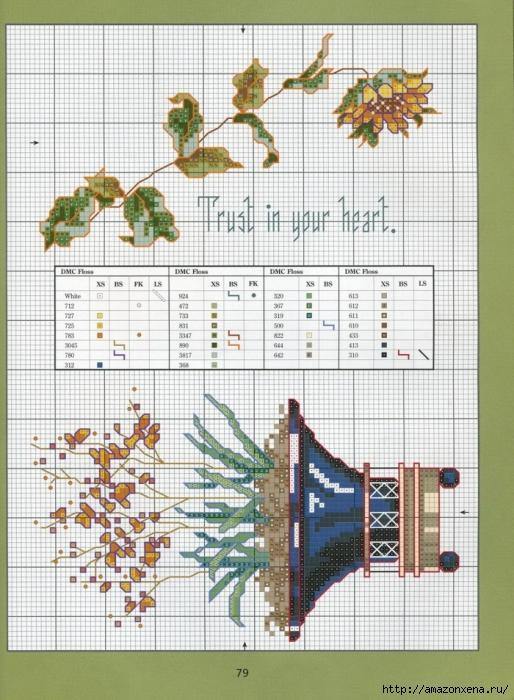 Отличный журнал вышивки Marie Barber - Cross-Stitch Florals (73) (514x700, 318Kb)