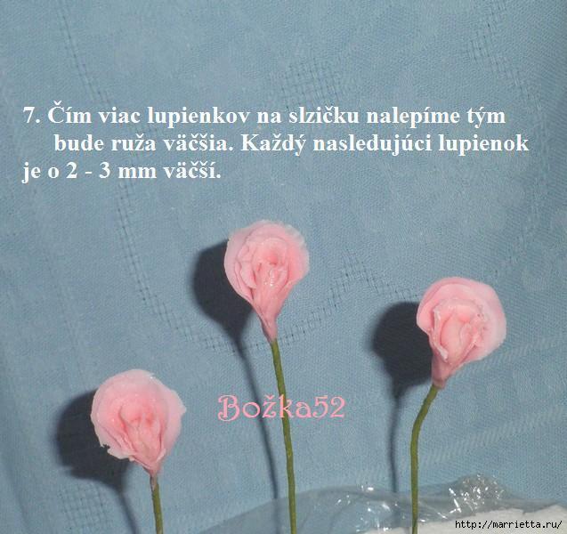 розы из сахарной мастики (7) (637x600, 160Kb)