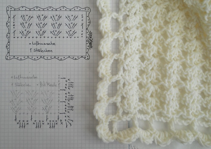 вязание крючком. плед и подушки (3) (700x493, 87Kb)