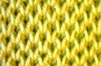 вязание спицами схема узора соты.