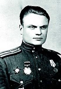 А.Ф.Пануев командир Катюш (208x300, 49Kb)