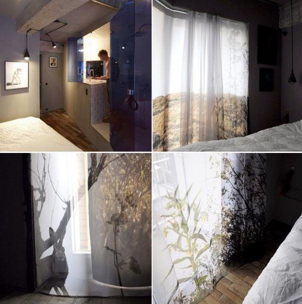 Cтиль лофт в интерьере квартиры от студии OOZE Architects 9 (600x604, 55Kb)