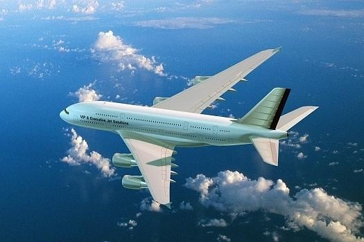 самолет Boeing 747-700 принца аль–Валид бин Талала (525x350, 28Kb)
