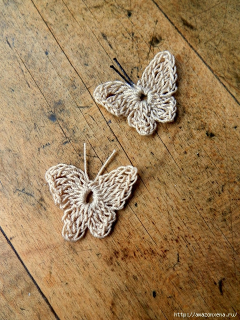 вязание крючком. бабочка (12) (480x640, 339Kb)