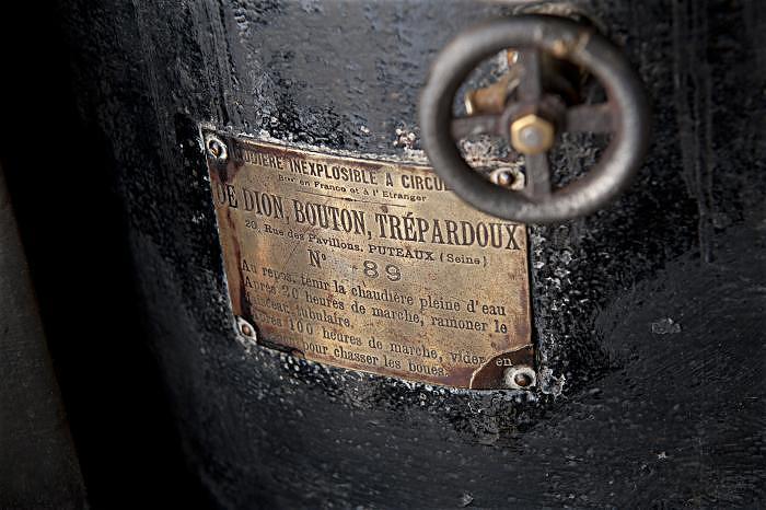 De Dion Bouton Et Trepardoux Dos-A-Dos Steam Runabout  самая старая машина в мире фото 5 (700x466, 58Kb)