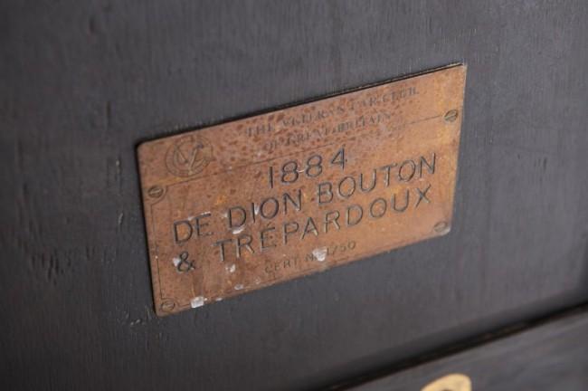 De Dion Bouton Et Trepardoux Dos-A-Dos Steam Runabout  самая старая машина в мире фото 7 (650x432, 45Kb)