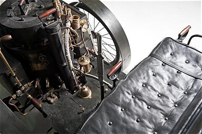 De Dion Bouton Et Trepardoux Dos-A-Dos Steam Runabout фото 1 (700x466, 70Kb)