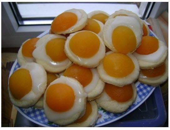 Пасхальное печенье (542x415, 34Kb)