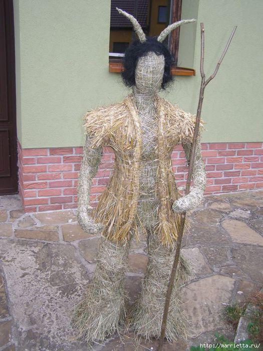 фигурки из сена и соломы (8) (525x700, 217Kb)