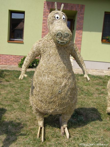 фигурки из сена и соломы (12) (450x600, 192Kb)