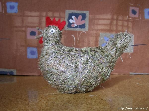 фигурки из сена и соломы (31) (600x450, 253Kb)