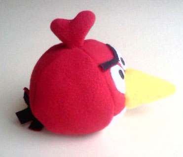 "Angry birds своими руками "" shannacrouc"