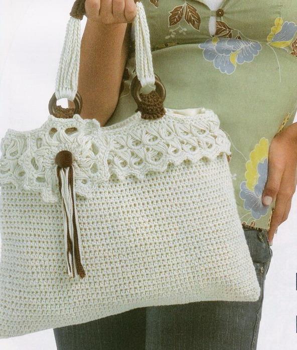 вязание крючкомю сумка (3) (592x699, 149Kb)