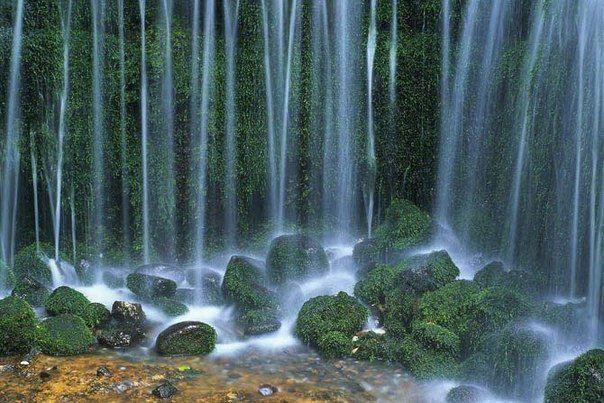 Водопад в Японии (604x403, 65Kb)