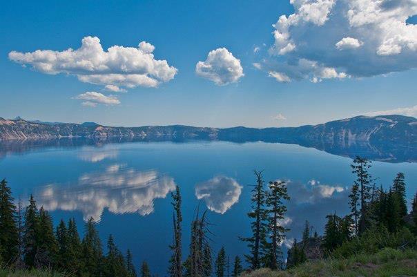 Озеро Кратер, США (604x401, 36Kb)