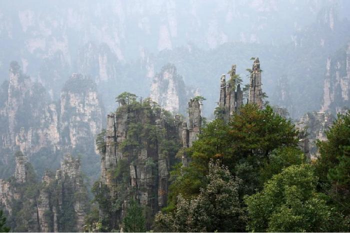 горы хуаньшань китай фото 3 (700x465, 50Kb)