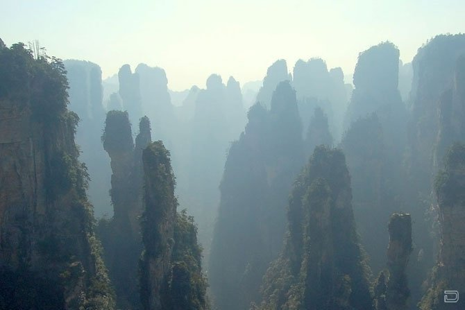 горы хуаньшань китай фото 7 (670x447, 31Kb)