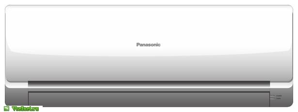 Кондиционер - сплит-система бытовая Panasonic CS-YW7MKD-CU-YW7MKD, серия STANDART (615x231, 17Kb)