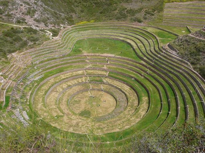 террасы цивилизация древних инков (700x524, 177Kb)